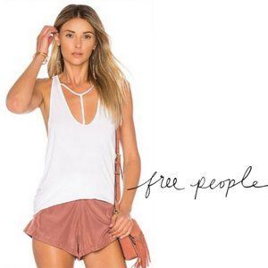 FREE PEOPLE - WE THE FREE  Amelia T-tank Top M NWT